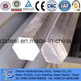 Barra-Fornitore laminato a freddo di esagono dell'acciaio inossidabile in Cina