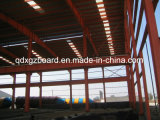 Полуфабрикат пакгауз стальной структуры/мастерская (XGZ-TX-004)