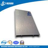 Baseboard en aluminium Metal Skirting Board pour Decoration