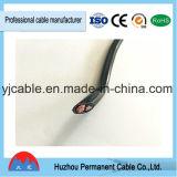 Cuerda vendedora caliente estándar del cable de Australia Red&Black