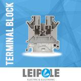Top 1 en ventas tornillo de 3mm2 bloque de terminales de la serie Juk3n de China