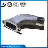 L'acciaio inossidabile 304, 316, 316L di fabbricazione ha perso il pezzo fuso del corpo di valvola del pezzo fuso della cera con la galvanizzazione