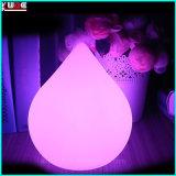 Farben-Änderungs-Fernsteuerungsnachtclub-Beleuchtung-Tisch-Lampen