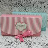 귀여운 디자인 형식 서류상 꽃 상자 음식 상자