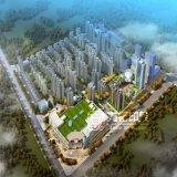 RuiduのRt市場のCommericalの複合体の外部のレンダリングのプロジェクト