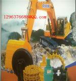 Recambios del excavador del equipo de la máquina de la construcción Nuts