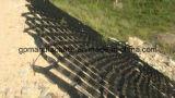 De geweven Geperforeerde HDPE Vervaardiging van Geocell