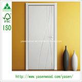 Trappe en bois blanche intérieure personnalisée de conception de Lastest