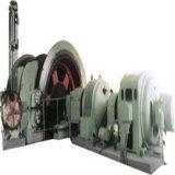 Grua Multi-Rope da dobadoura da mina de minério do metal de carvão da frição