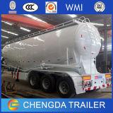 40 50 60 Cbm Bulk Powder Cimento Tanker Semi-Trailer para Venda