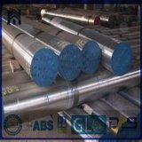 La barra redonda del acero de carbón forjó las barras de acero para las energías eólicas