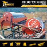 Polia magnética permanente do rolo do cilindro de NdFeB da mineração da areia de ferro