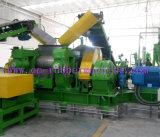 Überschüssiger Reifen, der Maschine, Gummipuder-Produktionszweig aufbereitet