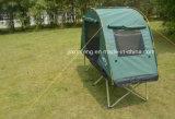 Berço da barraca de acampamento com uso destacável