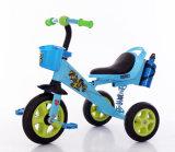 Le ce a reconnu la conduite de vélo de gosses de tricycle de véhicule de bébé de la Chine sur le scooter de véhicule