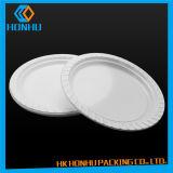 安い価格のプラスチック食品包装の皿