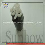 Fugas frias da borracha de silicone do Shrink de Sunbow para cabos