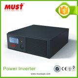 inversor da bateria 12V 24V de 1200va/720W 2400va/1440W 10A/20A