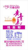 China bildete verpackenpp. gesponnenen Beutel für Weizen-Mehl