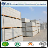 Tarjeta de tipo standard incombustible del cemento de la fibra de la tarjeta del silicato del calcio