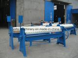 Machine manuelle de cintreuse de main de plaque en acier