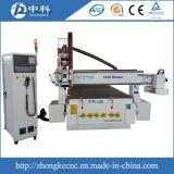 ZK-1325 Atc funcionamiento de madera máquina de talla