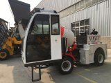 Mini auto-propulsé Hydraul Concret Batch Mixer Truck