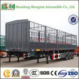 Rimorchio di trasporto animale della barra della Camera della memoria/rimorchio camion del palo