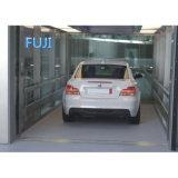Elevador do carro do elevador do carro de FUJI com grande espaço