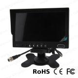 sistema reverso da câmera do monitor e do carro de 7inch TFT LCD Digital