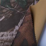 Camouflage Printed 190t/PVC voor Raincoat!