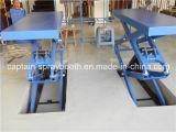 CE Standard Scissor Car Lift с Alignment