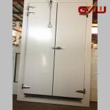 低温貯蔵または凸のドアまたは二重葉のための半分埋められたドア