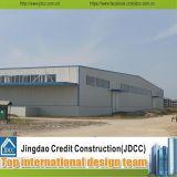 Almacén prefabricado del taller de la estructura de acero de la alta calidad