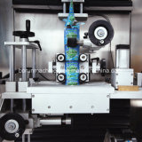 레테르를 붙이는 기계를 감싸는 음료 병 수축 소매