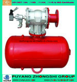 Embarcação de pressão industrial elevada - manufatura do canhão do ar da baixa temperatura