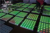 Assoalho de dança do diodo emissor de luz de P100 Digitas
