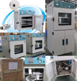Tipo de la función de control programado del horno del secado al vacío