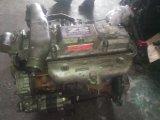 Motor viejo de Mitsubishi S4se para la carretilla elevadora