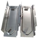 深い引くことアルミニウムは機械装置部品を分ける