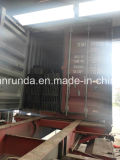 Rechteckiger Stahlgefäß-Gebrauch in der Maschinerie (Q235B, SS400, S235JR, Q345B, S355JR, A500 Gr. B)