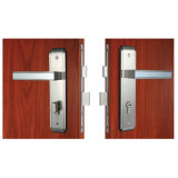Цинк Alloy Full Plate Mortise Leverset Lock для Privacy