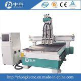 Ranurador de madera del CNC para el Atc neumático de los muebles que talla la máquina