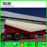 Del cinese 3 dell'asse 60cbm del cemento di Bulker di serbatoio del camion rimorchio semi