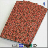 Guangzhou Aluminium Composite Panel avec Different Surface Colors