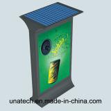 Annonçant le panneau-réclame en aluminium DEL extérieure Lightbox de défilement