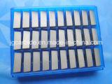 Цементированные напаянные режущие части Carbide для Metal Cutting