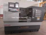 Torno del CNC de la rueda de Ck6180A con el equipo de la reparación auto de la rueda de la punta de prueba del surtidor Taian Haishu del oro