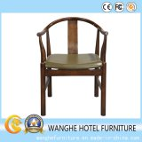 Progetto di legno dell'hotel della mobilia del ristorante che pranza la presidenza di Rusticchinese