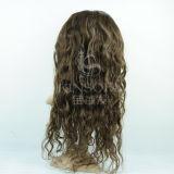 バージンのIndinの毛、機械は100%に人間の毛髪246311を作った